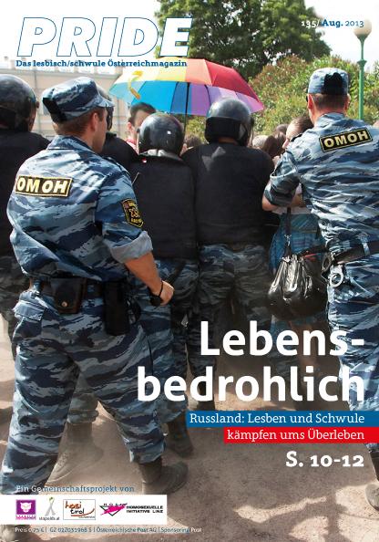 Nr.135 / August 2013