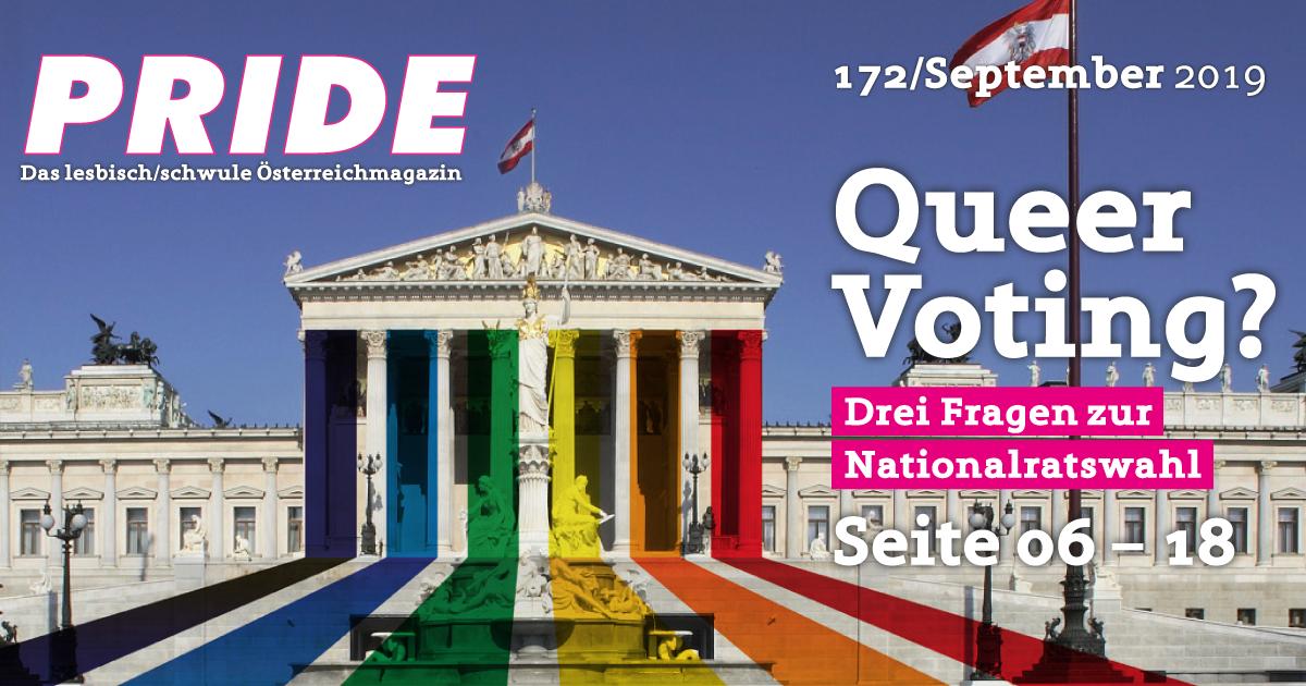 PRIDE Nr. 172 / September 2019